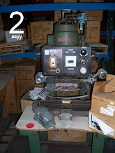 Photo: hot stamping machine
