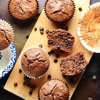 Chocolate Muffins With Quinoa.