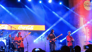 Photo: Indian Ocean Band.