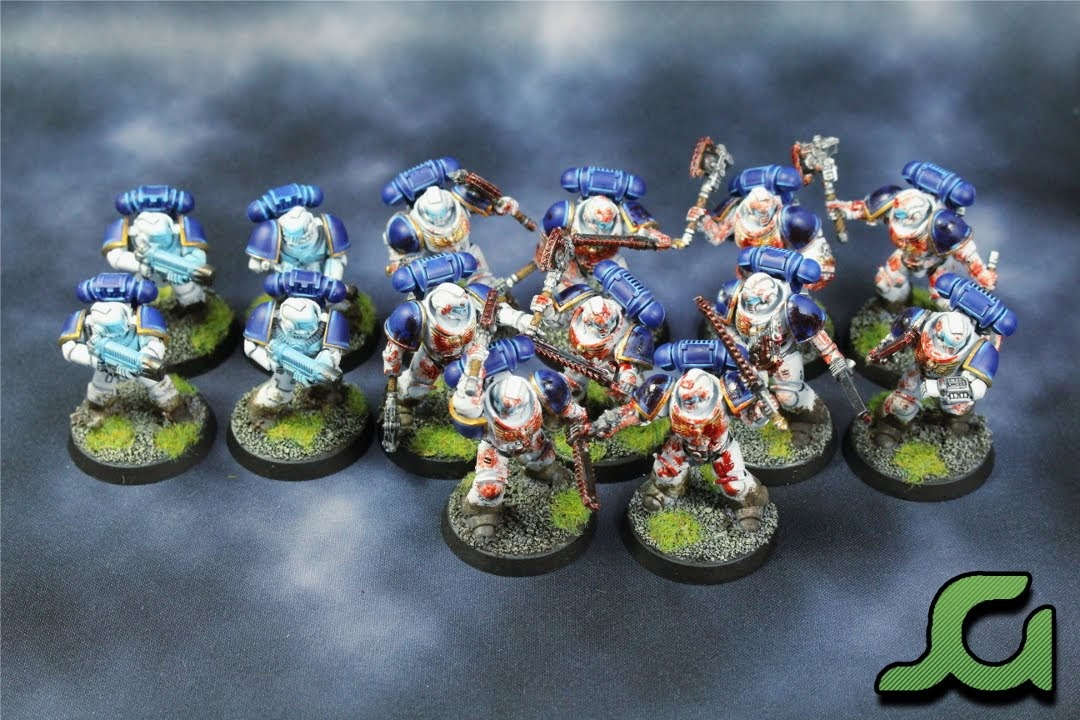 Completed Infantry