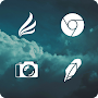 Flight Lite - Minimalist Icons (Free Version) APK icon