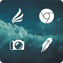 Flight Lite - Minimalist Icons icon