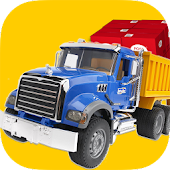 Trucker Hero - 3D Game