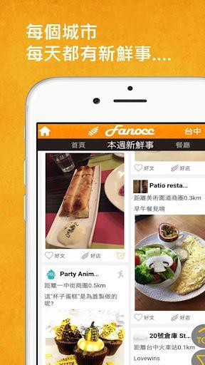 Fanocc 台灣旅遊美食 娛樂活動展覽 餐廳優惠 購物美妝
