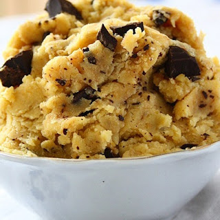 Healthy Cookie Dough.