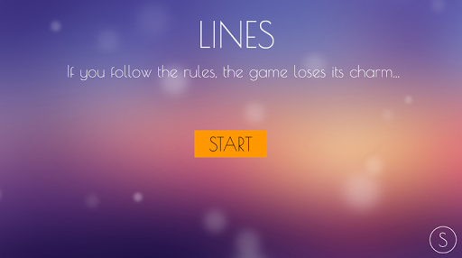 LINES | Lost Charm game for Android screenshot
