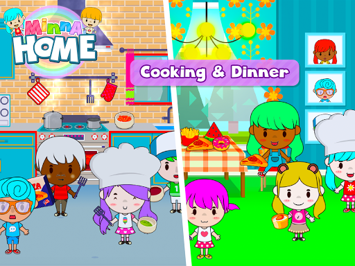 Minna Home Sweet Pretend Playground 1.1.1 screenshots 16