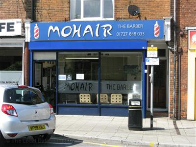 Mohair The Barber