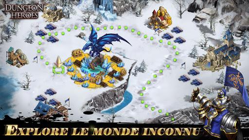Télécharger Gratuit Donjon & héros: 3D RPG APK MOD (Astuce) screenshots 1