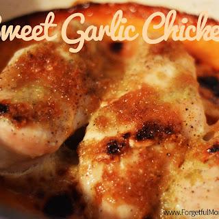 Minced Garlic Chicken Recipes