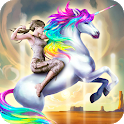 Lara Unicorn Dash icon
