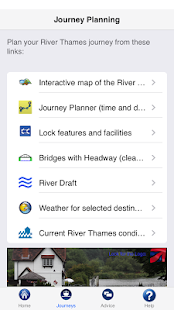 River Thames Guide Lite- screenshot thumbnail