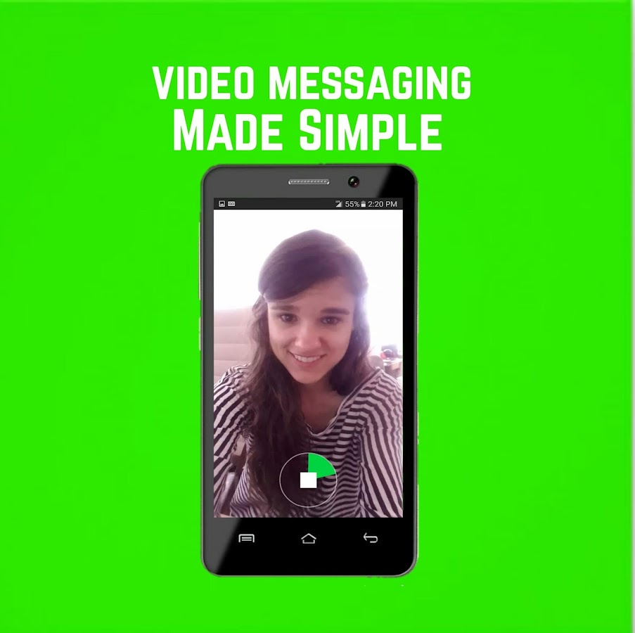 Hoot – Free Video Messaging- screenshot