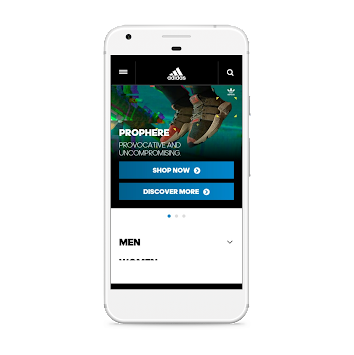 Download Adidas - Official app APK latest version app for android ... bf0210e06
