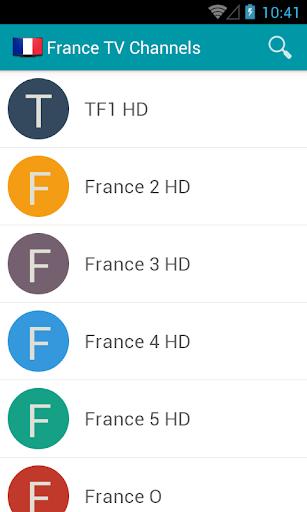 France TV Channels
