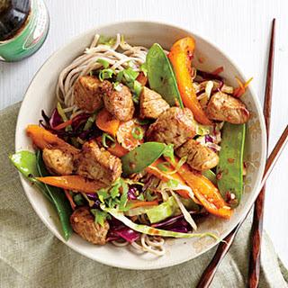 Smoky Pork Stir-Fry Recipe