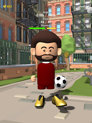 The Real Juggle - Pro Freestyle Soccer 1.3.7 screenshots 11