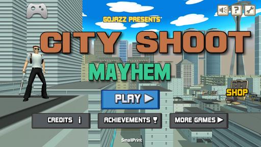 City Shoot Mayhem 玩動作App免費 玩APPs