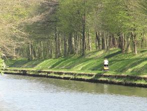 Photo: Day 24 - Making Progress on the Canal de la Marne ou Rhin