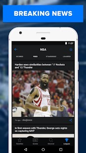 theScore: Live Sports News, Scores, Stats & Videos apk screenshot 4