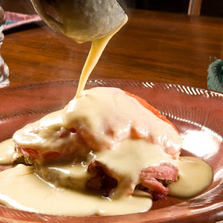 Welsh Rarebit Sauce Recipe