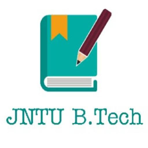JNTUH Study Material & Syllabus Book (R18,R16,R13) - Apps on