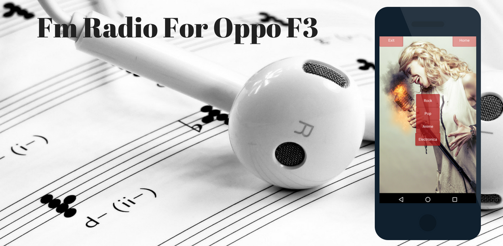 Download Fm Radio For Oppo F3 APK latest version app for