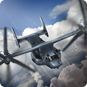 V22 Osprey Flight Simulator icon