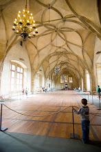 Photo: Vladislavin sali Prahan linnassa