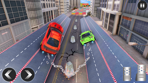 Chained Car Racing 2020: Chained Cars Stunts Games android2mod screenshots 2