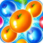 Rainbow Fruit Icon