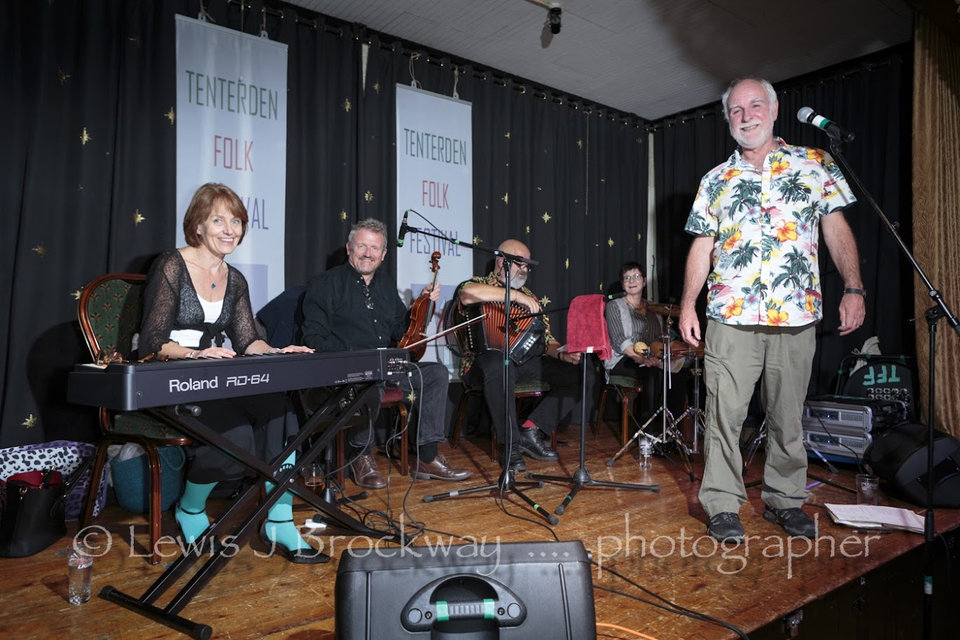 Photos Tenterden Folk Festival 2016 Concerts, Workshops, Music Sessions