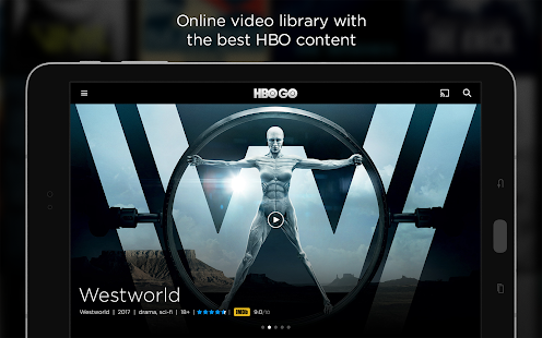 HBO GO Screenshot