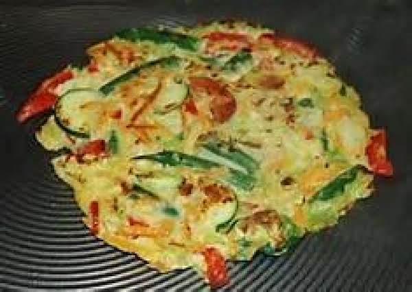 Asian Brunch Pancake