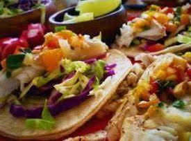 If You Are Looking For An Exotic Burst Of Flavor In Your Mouth And A Little Tired Of The Same Old Taco, This Would Be The Taco For You! It Is A Taste Of Cozumel Island, Mexico And The Flavors Just Dance In Your Mouth.