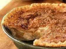 Apple Custard Pie Recipe