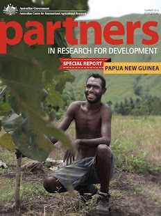 ACIAR Partners Magazine - náhled
