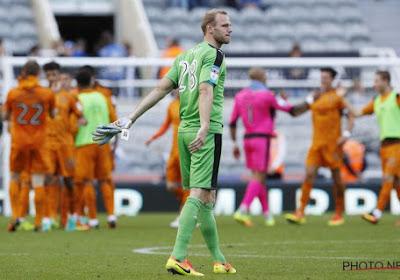 Matz Sels lijkt geen toekomst meer te hebben bij Newcastle
