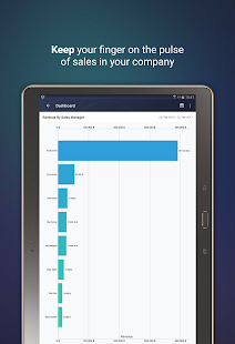 EasyERP: ERP and Sales CRM- screenshot thumbnail