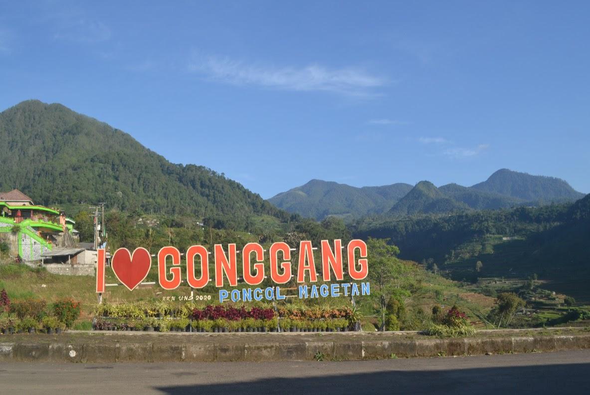 Desa Gonggang Salah Satu Penerima Program TMMD Ke 111 Kodim 0804/Magetan