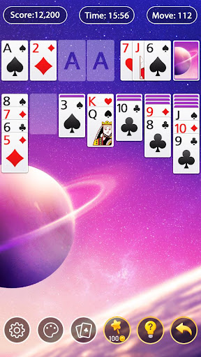 Classic Solitaire World 1.0.4 screenshots 2