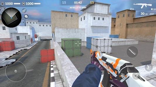 Critical Strike CS: Counter Terrorist Online FPS 9.990 (Mod Ammo)