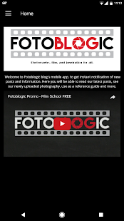Fotoblogic - Film Photo Blog- screenshot thumbnail