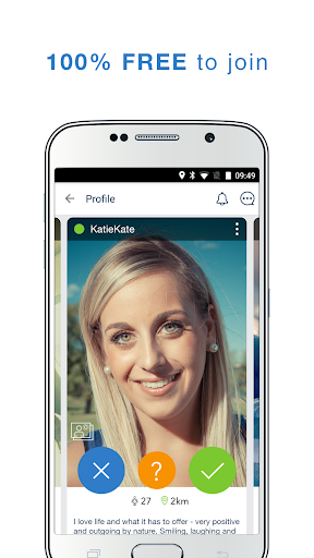 Oasis Dating - 100% Free Chat screenshot 1