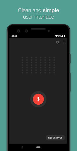 Smart Recorder – High-quality voice recorder screenshot 2