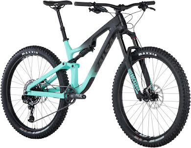 """Salsa Rustler Carbon NX Eagle Bike - 27.5"""", Carbon alternate image 4"""