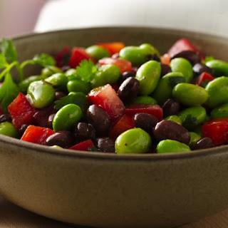 Edamame-Black Bean Salad.