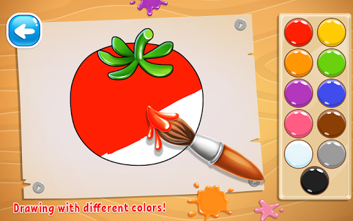 Colors for Kids, Toddlers, Babies - Learning Game apkdebit screenshots 1