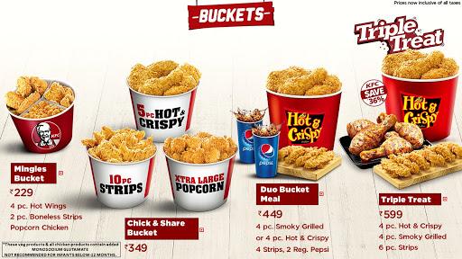 KFC menu 4