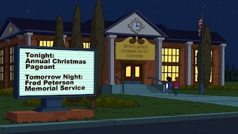 A Cleveland Brown Christmas